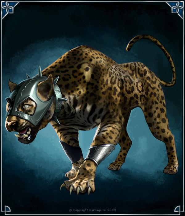 Ягуар животное  и описание